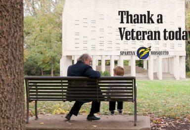 Spartan Veterans Day